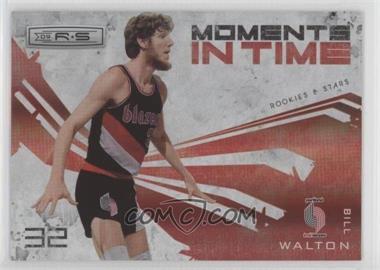 2009-10 Panini Rookies & Stars - Moments in Time - Holofoil #7 - Bill Walton /250