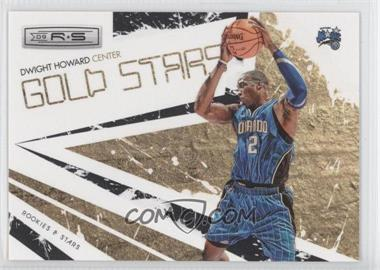 2009-10 Panini Rookies & Stars Gold Stars Black #14 - Dwight Howard /100