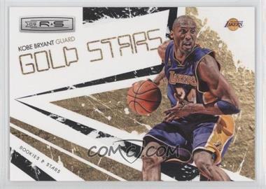 2009-10 Panini Rookies & Stars Gold Stars Black #2 - Kobe Bryant /100