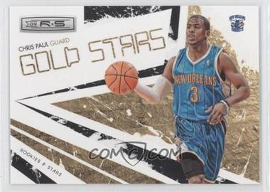 2009-10 Panini Rookies & Stars Gold Stars Black #7 - Chris Paul /100