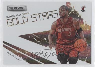 2009-10 Panini Rookies & Stars Gold Stars Holofoil #1 - Dwyane Wade /250