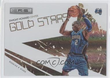 2009-10 Panini Rookies & Stars Gold Stars Holofoil #14 - Dwight Howard /250