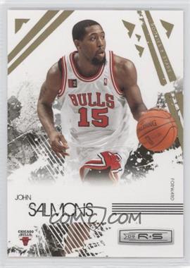 2009-10 Panini Rookies & Stars Gold #12 - John Salmons /500