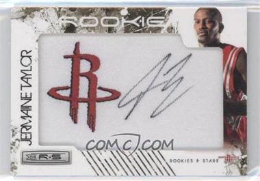 2009-10 Panini Rookies & Stars Gold #158 - Jermaine Taylor /25