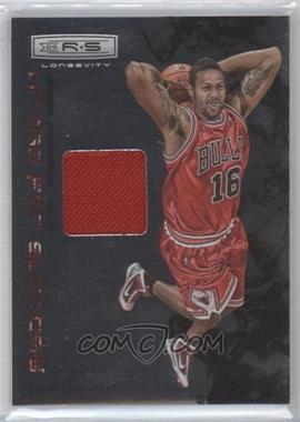 2009-10 Panini Rookies & Stars Longevity Dress for Success Materials #15 - James Johnson /299