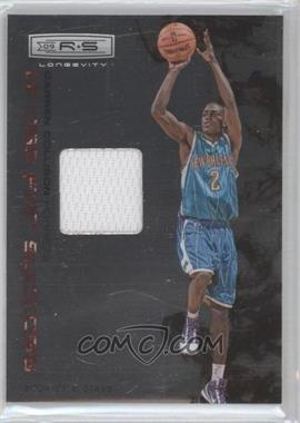 2009-10 Panini Rookies & Stars Longevity Dress for Success Materials #20 - Darren Collison /299