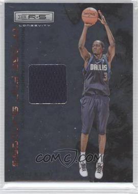 2009-10 Panini Rookies & Stars Longevity Dress for Success Materials #23 - Rodrigue Beaubois /299