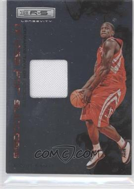 2009-10 Panini Rookies & Stars Longevity Dress for Success Materials #28 - Jermaine Taylor /299