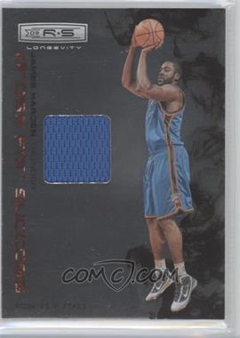 2009-10 Panini Rookies & Stars Longevity Dress for Success Materials #3 - James Harden /299
