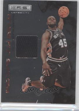2009-10 Panini Rookies & Stars Longevity Dress for Success Materials #32 - DeJuan Blair /299