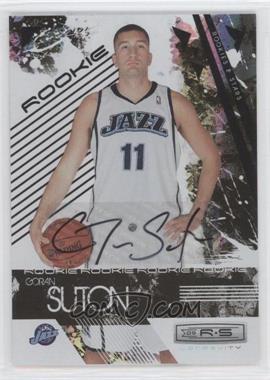 2009-10 Panini Rookies & Stars Longevity Signatures [Autographed] #123 - Goran Suton /773