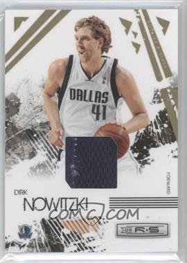 2009-10 Panini Rookies & Stars Materials [Memorabilia] #17 - Dirk Nowitzki /99
