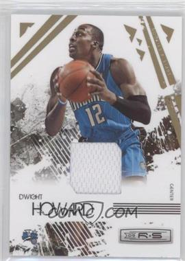 2009-10 Panini Rookies & Stars Materials [Memorabilia] #69 - Dwight Howard /250