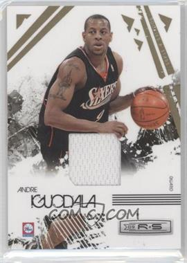 2009-10 Panini Rookies & Stars Materials [Memorabilia] #73 - Andre Iguodala /250