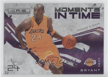 2009-10 Panini Rookies & Stars Moments in Time Holofoil #15 - Kobe Bryant /250