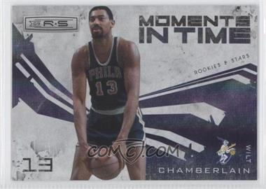 2009-10 Panini Rookies & Stars Moments in Time Holofoil #2 - Wilt Chamberlain /250