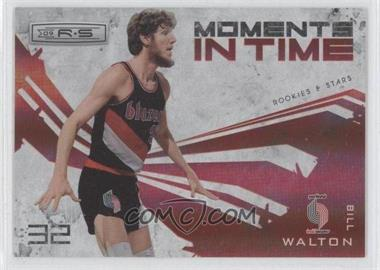 2009-10 Panini Rookies & Stars Moments in Time Holofoil #7 - Bill Walton /250