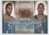 James Jones, Jeff Teague /500