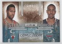 Jeff Teague, James Johnson /500