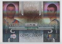 Blake Griffin, Tyler Hansbrough /250