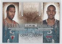 James Johnson, Jeff Teague