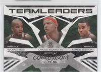 Charlie Villanueva, Michael Redd, Ramon Sessions /100