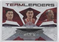 Yao Ming, Rafer Alston /250