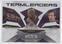 Amare Stoudemire, Shaquille O'Neal, Steve Nash /250