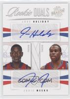 Jrue Holiday, Jodie Meeks /99