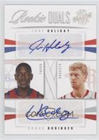Jrue Holiday, Chase Budinger