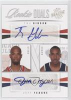 Jeff Teague, Taj Gibson /99