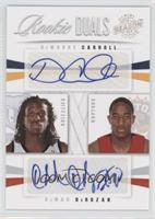 DeMarre Carroll, DeMar DeRozan /99