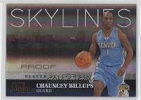Chauncey Billups /199