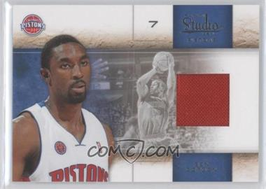 2009-10 Panini Studio Materials [Memorabilia] #75 - Ben Gordon /199