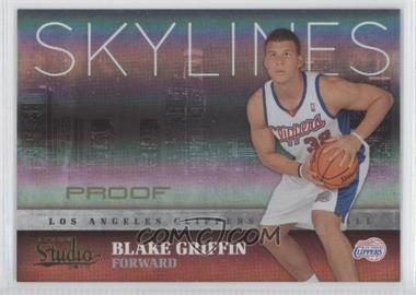 2009-10 Panini Studio Skylines Proofs #12 - Blake Griffin /199