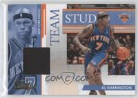Al Harrington, David Lee /25