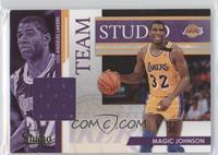 Magic Johnson, Kareem Abdul-Jabbar /249