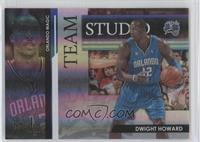 Rashard Lewis, Dwight Howard /199