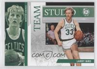 Kevin McHale, Larry Bird