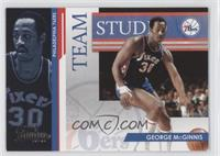 George McGinnis, Moses Malone