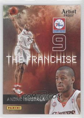 2009-10 Panini The Franchise Artist Proof #1 - Andre Iguodala /199