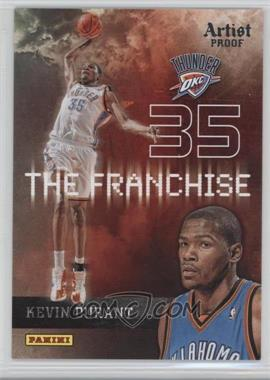 2009-10 Panini The Franchise Artist Proof #10 - Kevin Durant /199