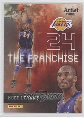 2009-10 Panini The Franchise Artist Proof #13 - Kobe Bryant /199