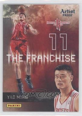 2009-10 Panini The Franchise Artist Proof #20 - Yao Ming /199