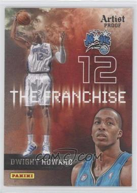 2009-10 Panini The Franchise Artist Proof #6 - Dwight Howard /199