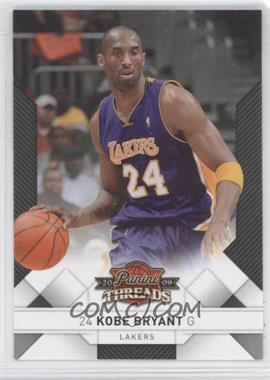 2009-10 Panini Threads #4 - Kobe Bryant
