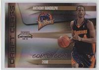 Anthony Randolph /50
