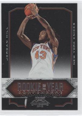 2009-10 Playoff Contenders - Rookie of the Year Contenders #9 - Jordan Hill