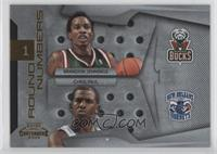 Brandon Jennings, Chris Paul /100