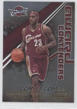 2009-10 Playoff Contenders Award Contenders Gold #10 - Lebron James /100